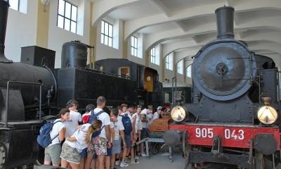 Museo Ferroviario Lecce